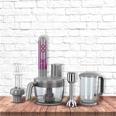 Korkmaz Mia Multi Mor Blender Set