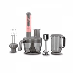 Korkmaz Mia Multi Pembe Blender Set