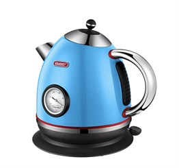 Queen Retro  Paslanmaz Çelik Kettle